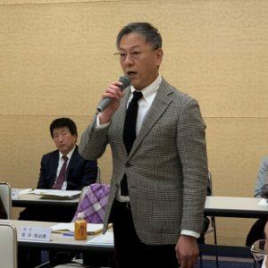 渋谷委員長