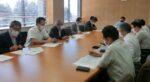 県への政策要請について【支援県議団との意見交換を開催】